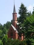Duszniki Zdrój - Kościół p.w. św. Piotra i Pawła