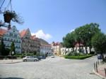 Duszniki Zdrój - Rynek miasta